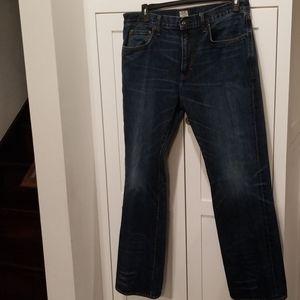Mens JCrew Vintage Bootcut Jeans